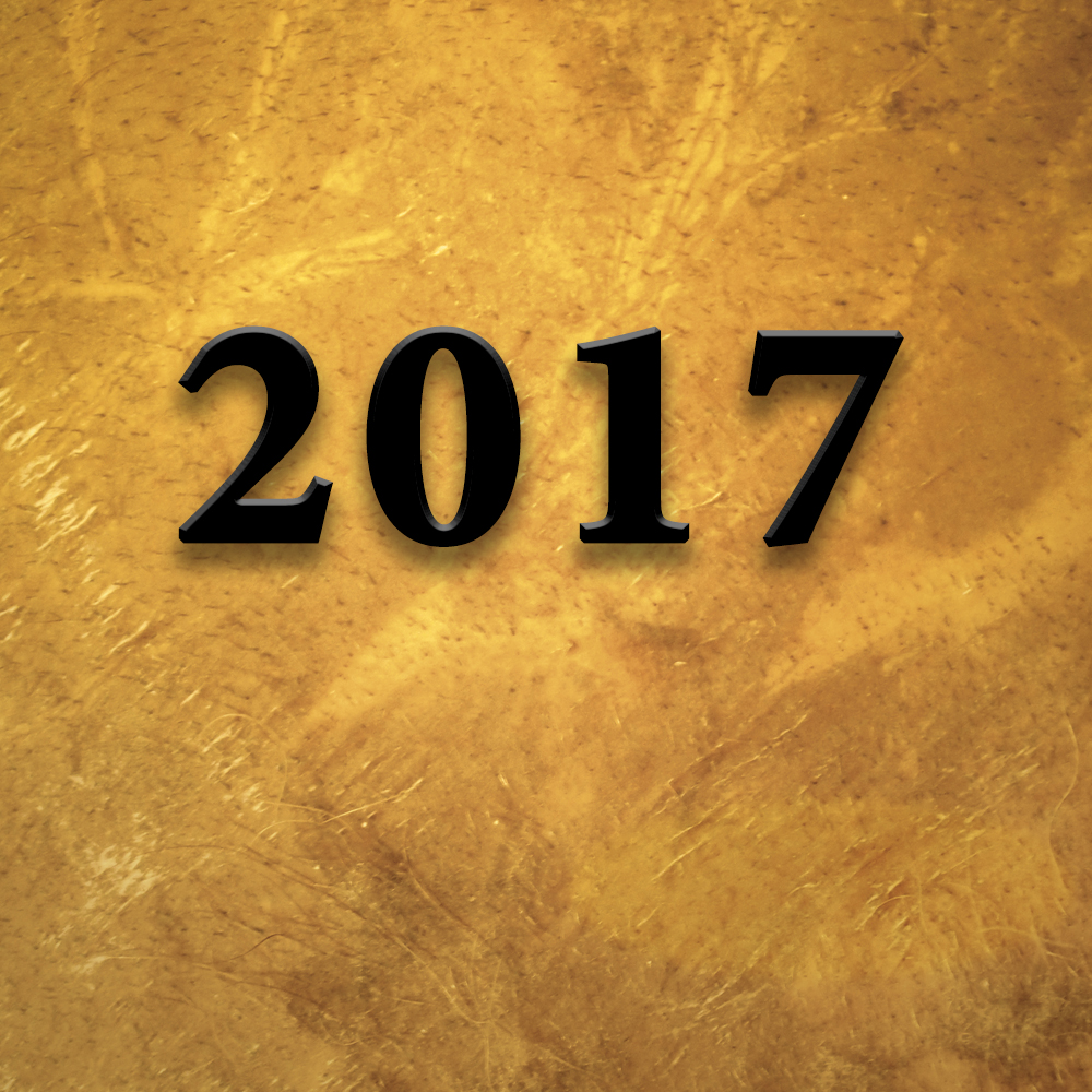 2017 – Your Adventure Begins
