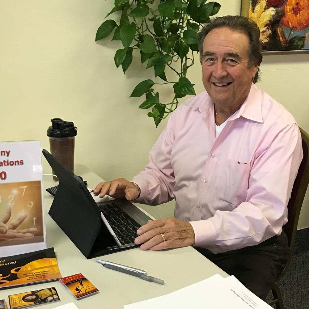 Wes Hamilton, Master Numerologist