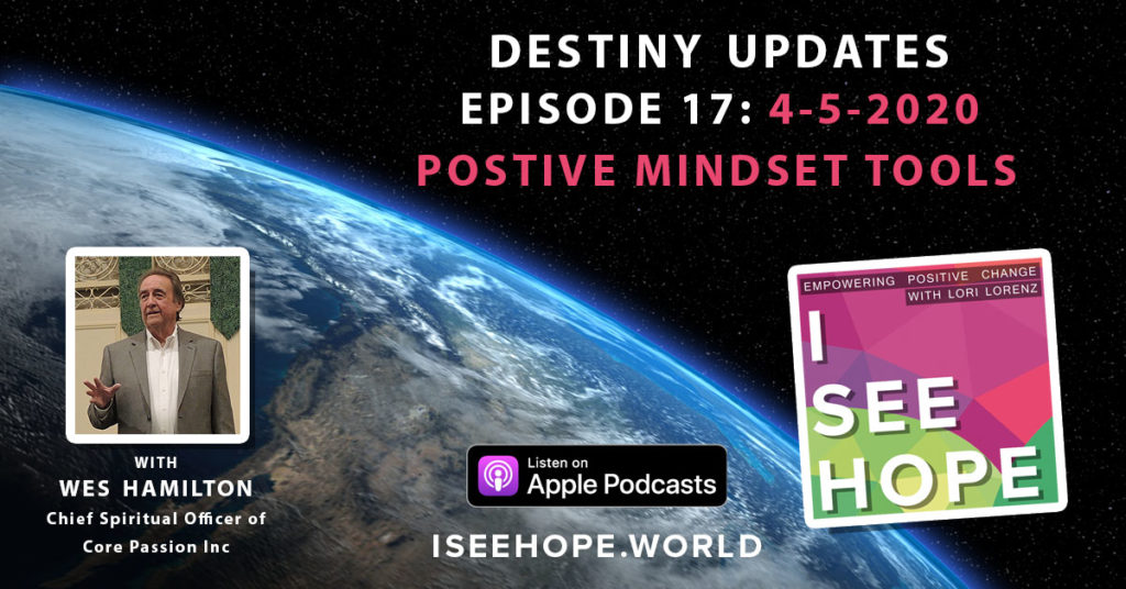 I See Hope podcast about Destiny Updates